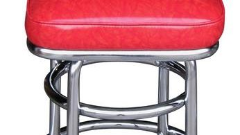 Bar Stool 1942 Metal Bar Stool Retro Diner Bar Stools for The Amazing along with Beautiful retro swivel bar stools intended for Inspire
