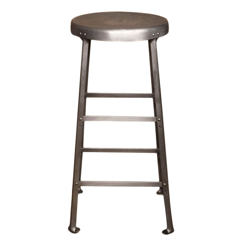 Bar Stool Vintage Bar Stools On The In C D Industrial Bar Stools pertaining to Industrial Metal Bar Stools