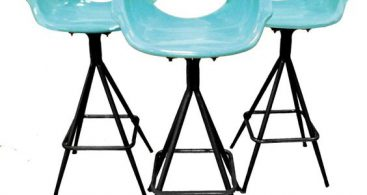 Bar Stools Aqua And Stools On Pinterest inside The Most Elegant in addition to Attractive aqua bar stools with regard to Your home