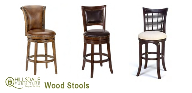 Bar Stools Hillsdale Wood Furniture Traditions pertaining to Hillsdale Bar Stools
