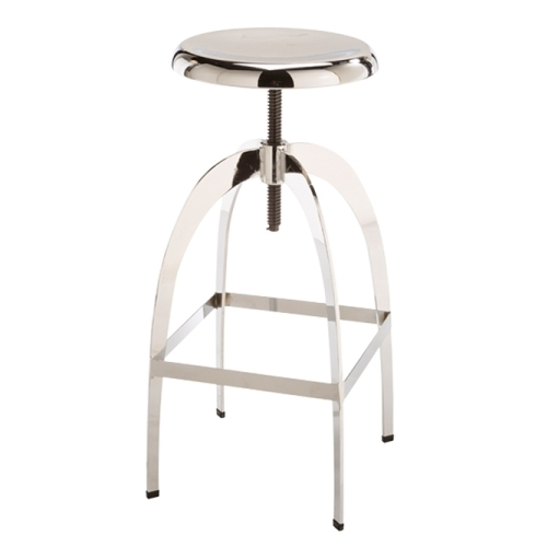 Bar Stools Kampd Home And Design Studio Modern Furniture in Chrome Bar Stools