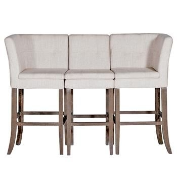 Bar Stools Stools And Benches On Pinterest in Bench Bar Stool