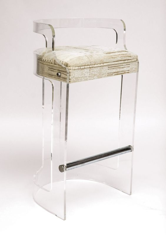 Bar Stools Stools And Clear Acrylic On Pinterest with Clear Acrylic Bar Stools
