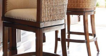 Bar Stools Stools And Natural Looks On Pinterest within Tropical Bar Stools