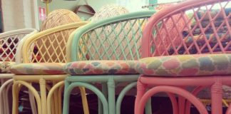 Bar Stools Stools And Pastel On Pinterest in Pastel Bar Stools