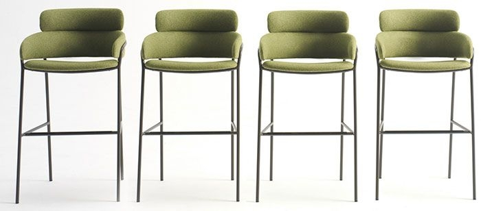 Bar Stools Stools And Upholstered Bar Stools On Pinterest for The Most Awesome  upholstered bar stools pertaining to Existing Residence
