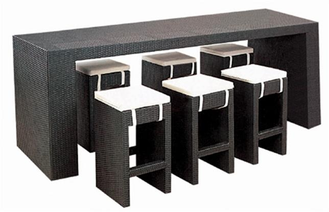 Bar Table And Chairs Outdoor Stools With Table Pub Tables Bar with regard to Bar Table And Stools