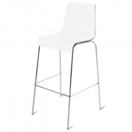 Barstool Barstool Modern Wood Barstool Blu Dot in The Most Amazing  modern white bar stools regarding Household