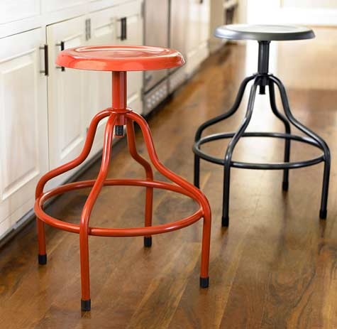 Barstool Roundup Designsponge within best bar stools for Your property