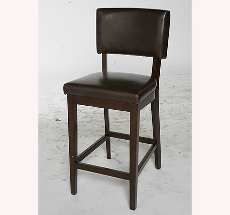 Barstools Sacred Space Imports for leather bar stools with back for Desire