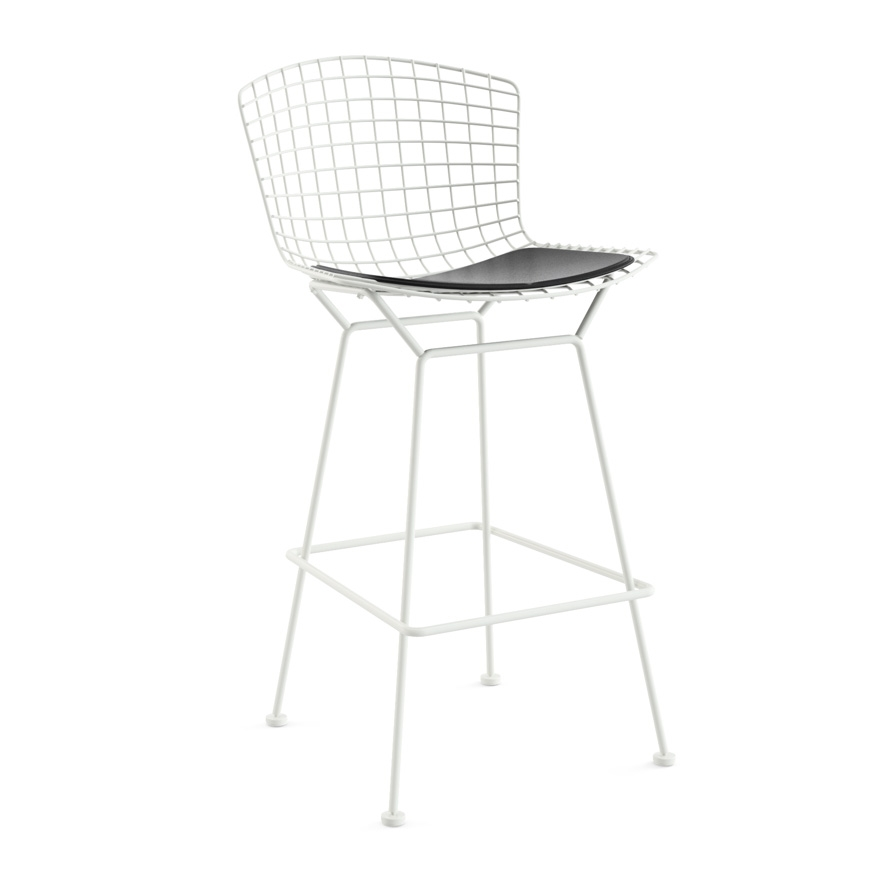 Bertoia Barstool On Designer Pages with Bertoia Bar Stool