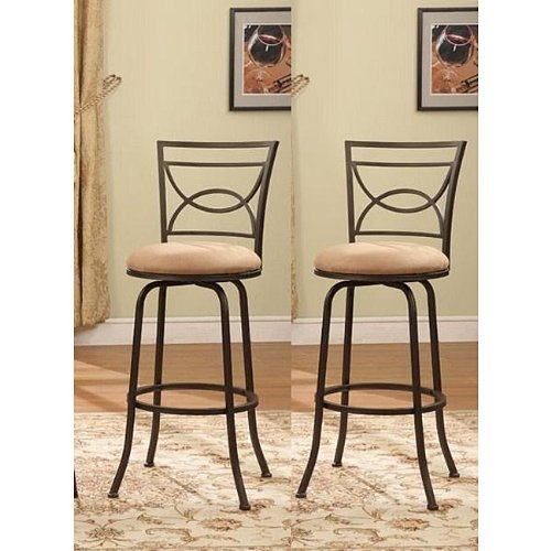 Best Counter Height Swivel Bar Stools Amp Pub Chairs Reviews Help regarding Counter Height Swivel Bar Stools With Backs