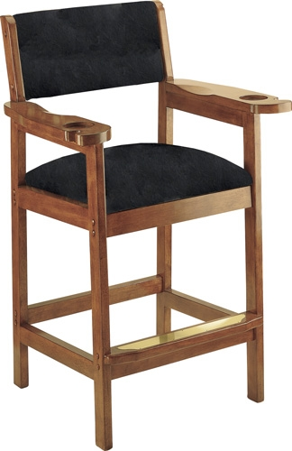 Billiard Room Bar Stools Game Room Bar Spectator Stool pertaining to Spectator Bar Stools