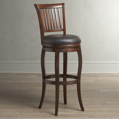 Birch Lane Gilbert Swivel Stool Seat Height 34quot Bar Stool Shops within 34 Bar Stool Seat Height