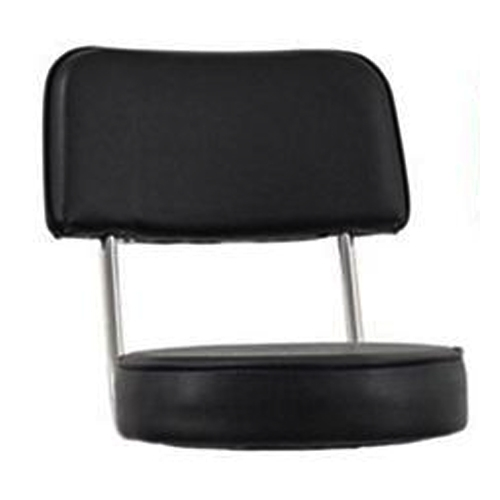 Black 2 Piece Bar Stool Seat For Contemporary Style Bar Stool regarding bar stool seats for Residence