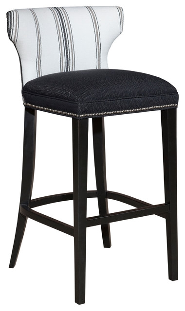 Black And White Bar Stools regarding Black And White Bar Stools
