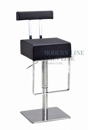 Black Leather Bar Stools With Backs Foter intended for Amazing in addition to Interesting black leather bar stools intended for The house