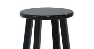 Black Wood Bar Stool Town Amp Country Event Rentals intended for The Incredible  black wood bar stools intended for Inviting