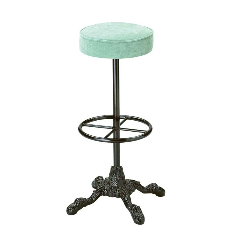 Bolt Down Bar Stools Bolt Down Barstool Hauser Contract Buy within Cast Iron Bar Stools