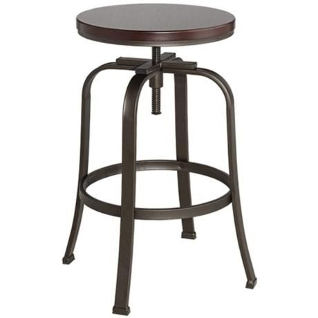 Bronze Lamps And Products On Pinterest with bronze bar stools pertaining to Motivate