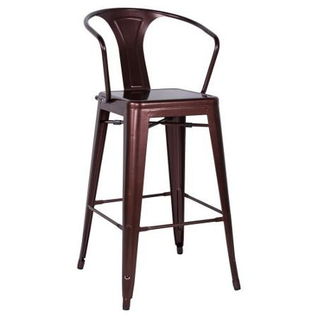 Buy Chintaly Gwen Bar Stools Set Of 4 In Cheap Price On M intended for chintaly bar stools with regard to Inspire
