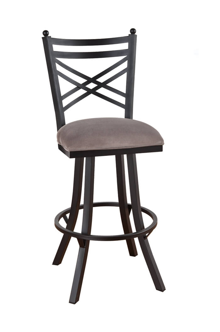 Callee Rochester Swivel Stool 24 26 30 34quot in Tempo Industries Bar Stools