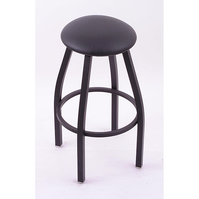 Cambridge Black 25 Inch Backless Counter Swivel Stool With Black with regard to 25 inch bar stools pertaining to Your house