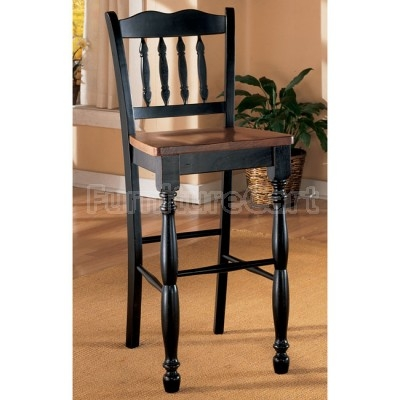 Cedar Heights 30 Inch Bar Stool Set Of 2 Signature Design throughout 30 in bar stools with regard to Inspire