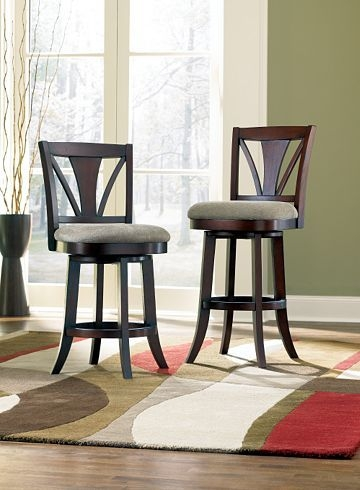 Chairs Gideon Swivel Barstool Chairs Havertys Furniture Bar in havertys bar stools pertaining to Your property