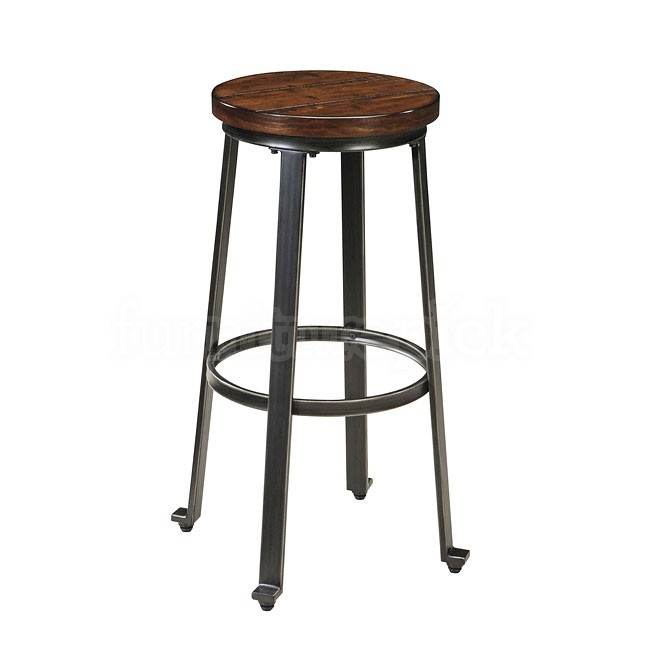 Challiman Tall Bar Stool Set Of 2 Barstools Home Bar And throughout Amazing  tall bar stool with regard to Household
