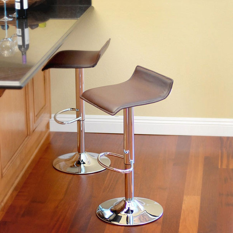 Cheap Bar Stools with regard to brown bar stools for  Household