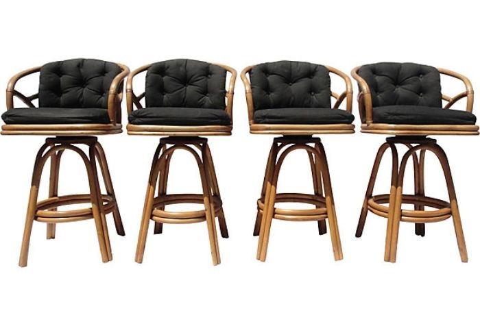 Chic Bar Stool Sets Of 3 Erik Buck Od61 Leather Bar Stools Set Of inside 3 bar stools with regard to Residence