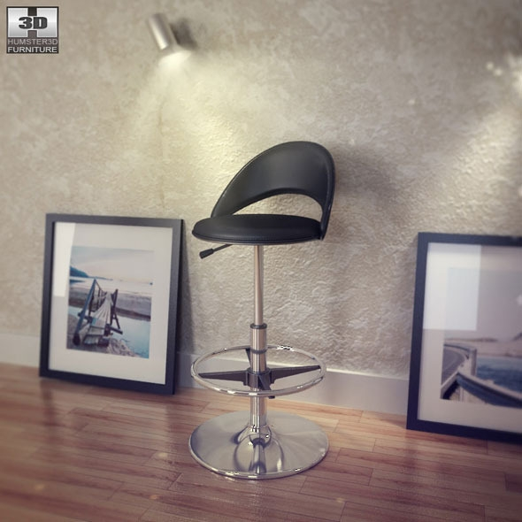 Chintaly Black Bar Stool Chintaly Furniture Humster3d 3docean for chintaly bar stools with regard to Inspire