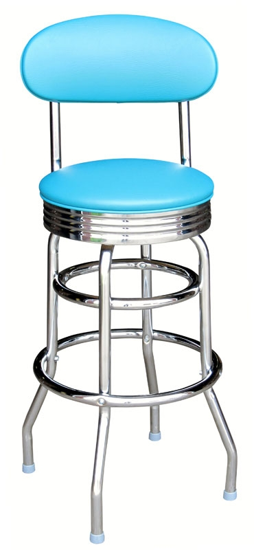 Clinton Bar Stool Our New Retro Bar Stools Are Perfect For Your Home pertaining to Retro Bar Stool