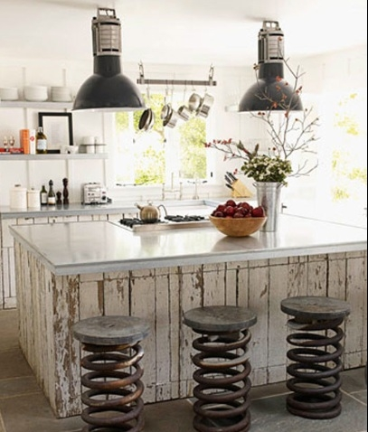 Coil Springs Bar Stools Country Design Homecountry Design Home in Incredible as well as Lovely country style bar stools pertaining to Residence