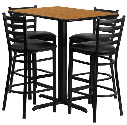 Commercial Bar Stools For Nightclubs Restaurants Amp Offices Usa regarding Bar Stool And Table Set
