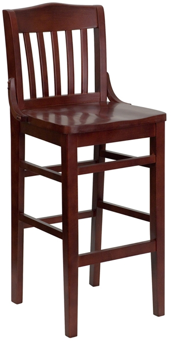 Commercial Bar Stools For Nightclubs Restaurants Amp Offices Usa with Wood Bar Stools With Back