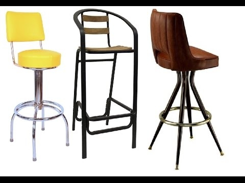 Commercial Bar Stools Youtube pertaining to commercial grade bar stools pertaining to  Household
