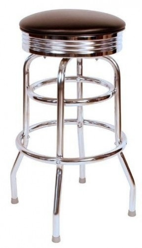 Commercial Grade Counter Stool Foter pertaining to Swivel Bar Stools No Back
