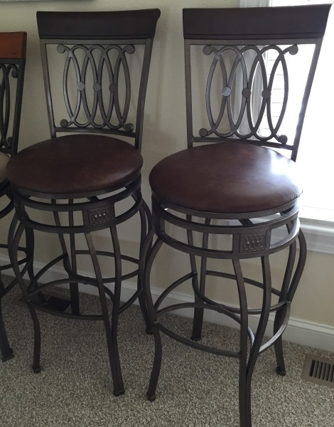 Consignment Furniture Dining Rooms Outer Banks Foreclosures within Used Bar Stools
