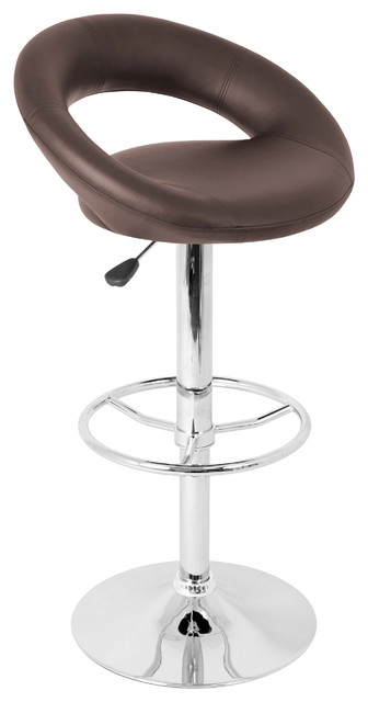 Contemporary Bar Stools And Counter Stools inside brown bar stools for  Household