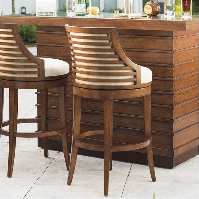 Contemporary Bar Stools And Counter Stools with regard to Tommy Bahama Bar Stools