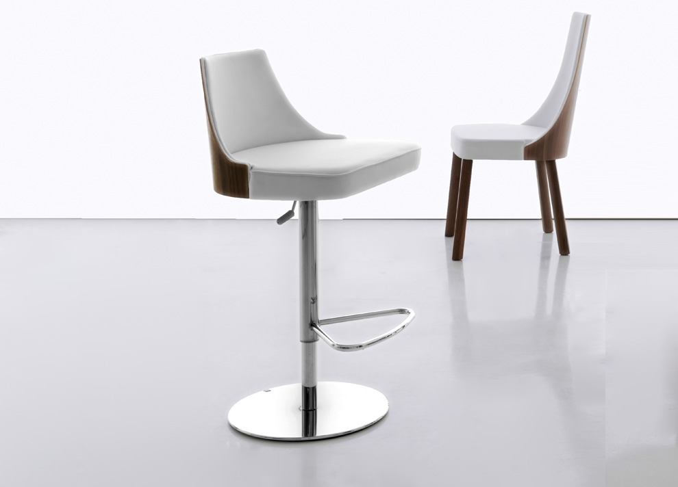 Contemporary Bar Stools Bar Stools And Contemporary Bar On Pinterest inside Contemporary Bar Stool