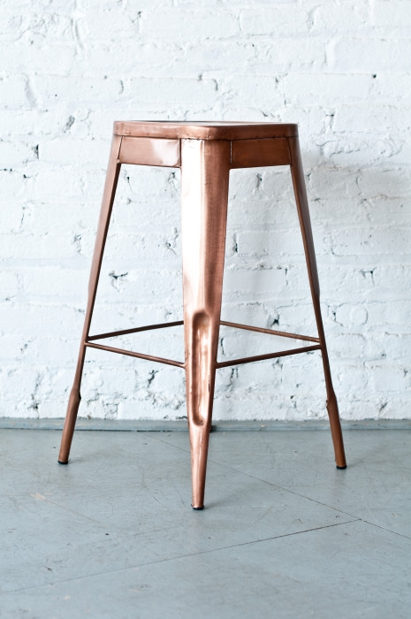 Copper Marais Bar Stool Patina in The Most Brilliant along with Gorgeous copper bar stools for The house