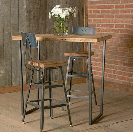 Counter Height Bar Stool Chair 1 25 Counter Urbanwoodgoods intended for counter height bar stool for Property