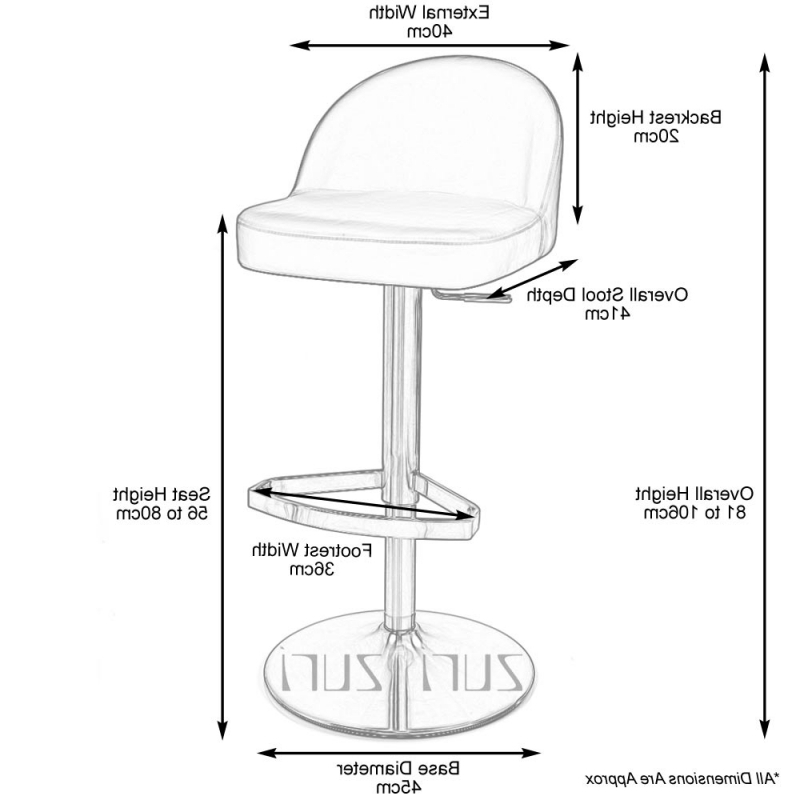 Counter Height Bar Stools Dimensions Archives Bar Stools Dream within bar stool dimensions for Residence