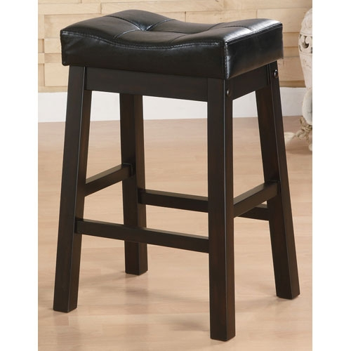 Counter Height Upholstered Bar Stool Bellacor throughout 24 Inch Saddle Bar Stools