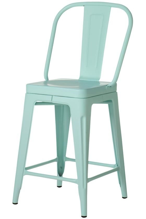 Counter Stools Stools And Aqua On Pinterest with The Most Elegant in addition to Attractive aqua bar stools with regard to Your home