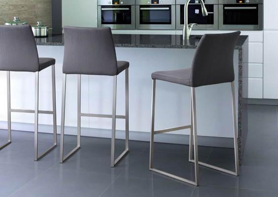 Curvo Trica Furniture pertaining to Trica Bar Stools