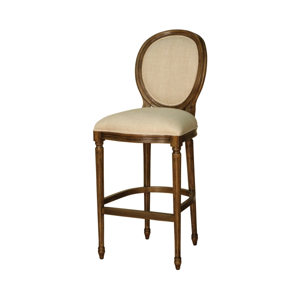 Dante Coastal Grey Bar Stool American Heritage with upholstered bar stools with backs for Your own home